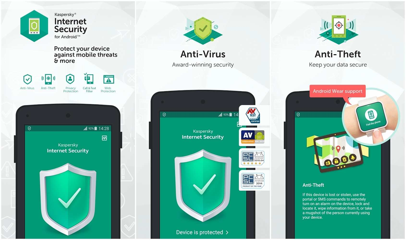 Лаборатория Касперского создала бесплатный антивирус
